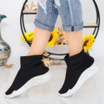 Pantofi Sport Dama WS136 Black Mei