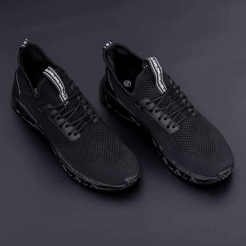Pantofi Sport Barbati L030 Black Mei