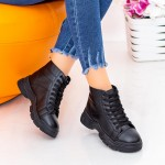 Pantofi Sport Dama Y10 Negru Fashion