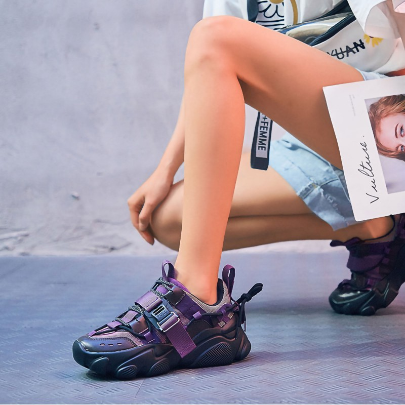 Pantofi Sport Dama NX122 Mov Mei