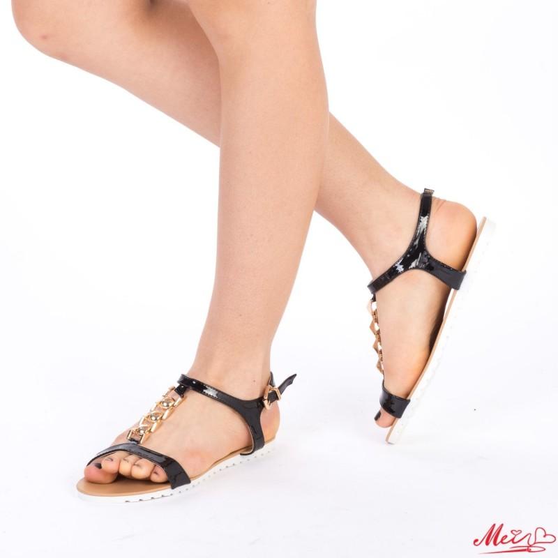 Sandale Dama LM112 Black Mei