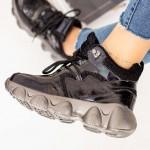 Pantofi Sport Dama SZ271 Negru Mei