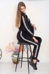 Compleu Dama 9111 Negru Fashion