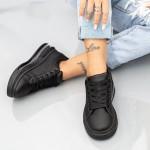Pantofi Sport Dama JG25 Negru Mei