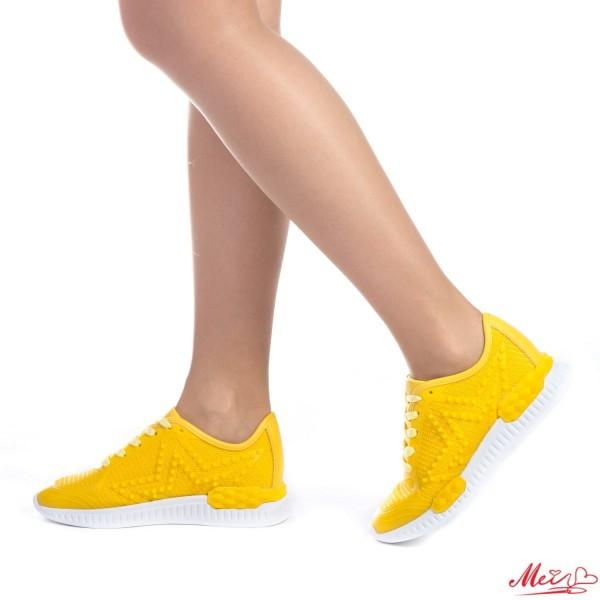 Pantofi Sport Dama N8 Yellow Mei