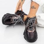 Pantofi Sport Dama SZ331 Negru Mei