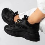 Pantofi Sport Dama HMM33 Negru Mei