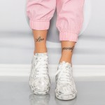 Pantofi Sport Dama XC20 Argintiu Mei