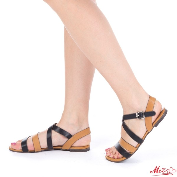 Sandale Dama OL126 Black Mei