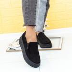 Pantofi Casual Dama HMM39 Negru Mei