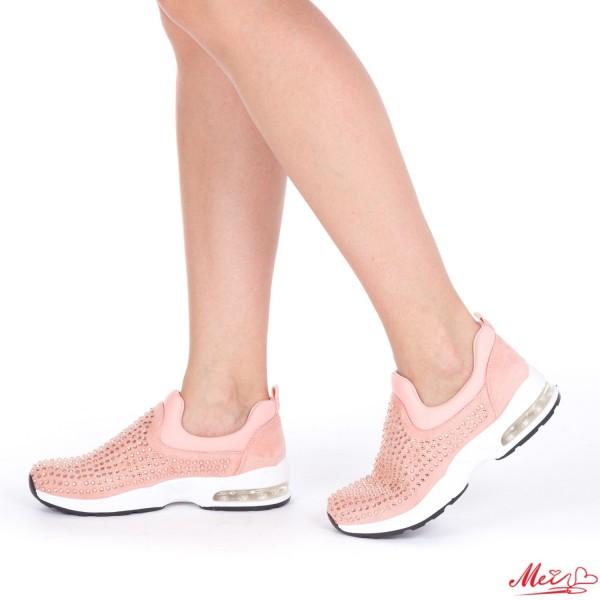 Pantofi Sport Dama XY11 Pink Mei
