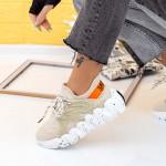 Pantofi Sport Dama LGMB9 Bej Mei