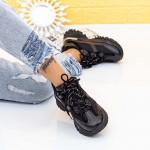 Pantofi Sport Dama LGYED8 Negru Mei