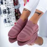 Pantofi Sport Dama S11 Roz Mei