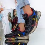Pantofi Sport Dama 2107 Negru Mei