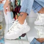Pantofi Sport Dama SJ02 Bej Mei