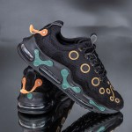Pantofi Sport Barbati G720 Negru Mei