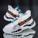 Pantofi Sport Barbati Y21 Alb Mei