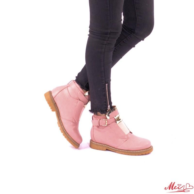 Ghete Dama ZP771 Pink Mei