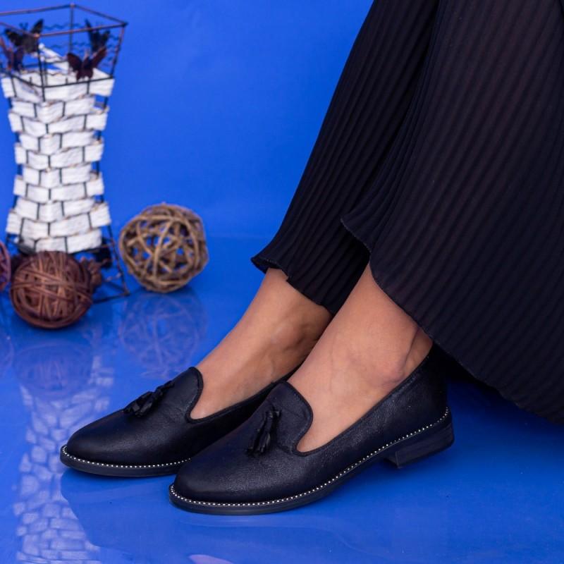 Pantofi Casual Dama GH19122 Black Mei