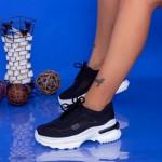 Pantofi Sport Dama SZ205 Black Mei
