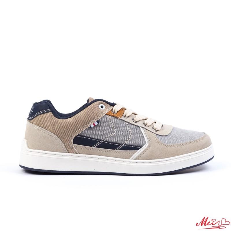 Pantofi Sport Barbati A8298-3# Grey-Navy Mei