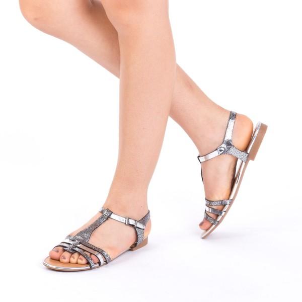 Sandale Dama CS3 Black Mei