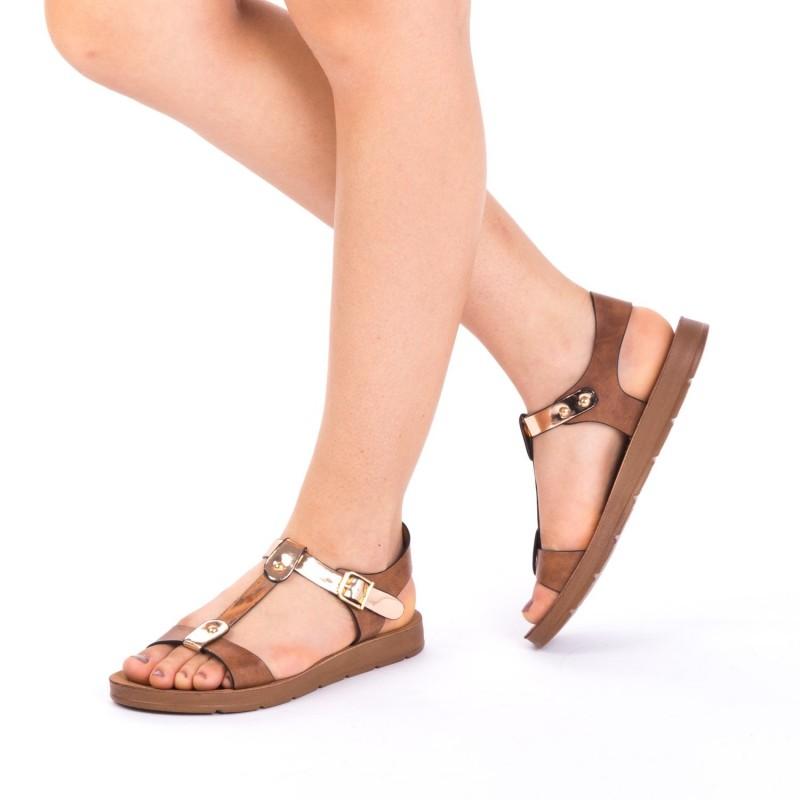 Sandale Dama CS7 Brown Mei