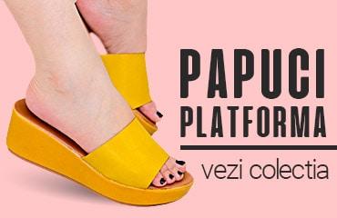 Papuci platforma